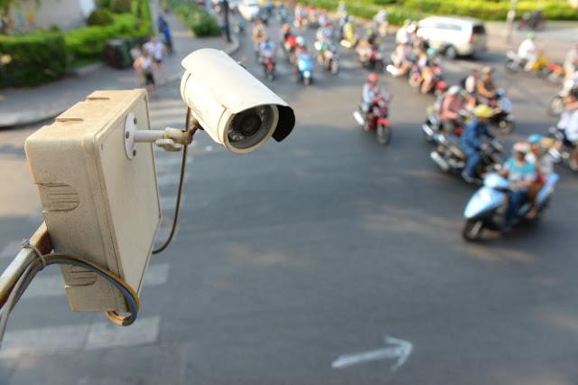 Đức Phổ: Bắt đầu xử phạt qua hệ thống camera từ ngày 11/12/2017