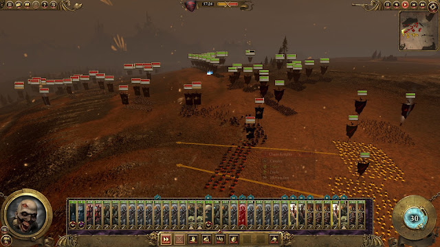 Review – Total War: Warhammer battle