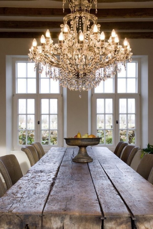 This Image Of A Dining Room