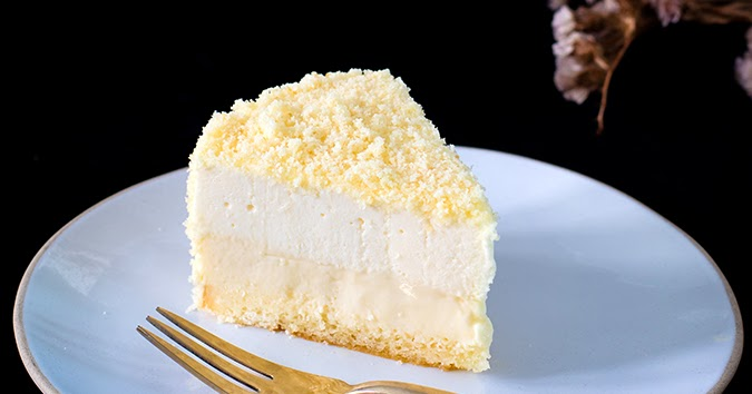 Dailydelicious Double Fromage Cheese Cake Special Cake