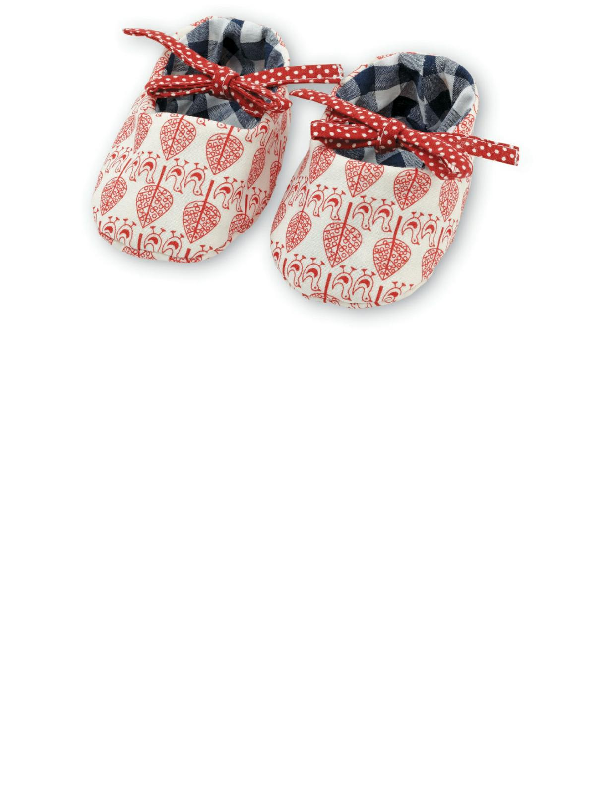Reversible Baby Shoes