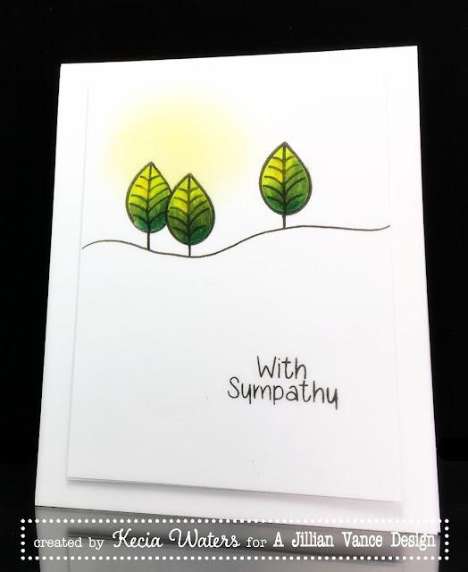 AJVD, Kecia Waters, sympathy, Prismacolor pencils
