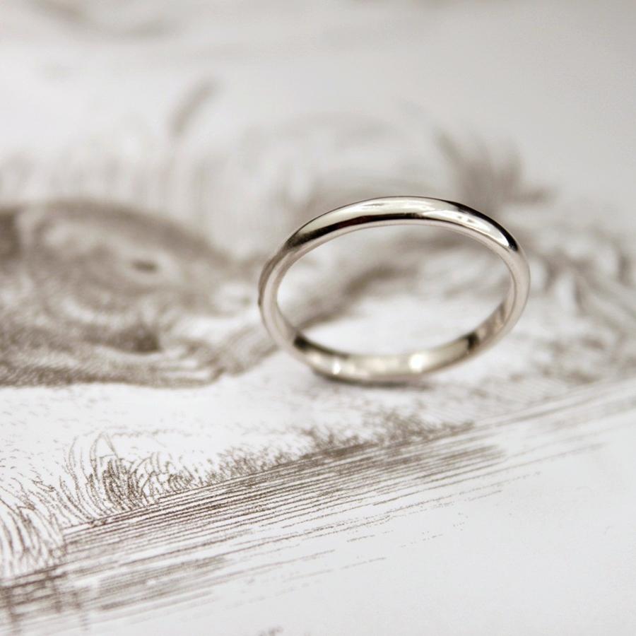2mm Platinum Wedding Ring 86 Lovely