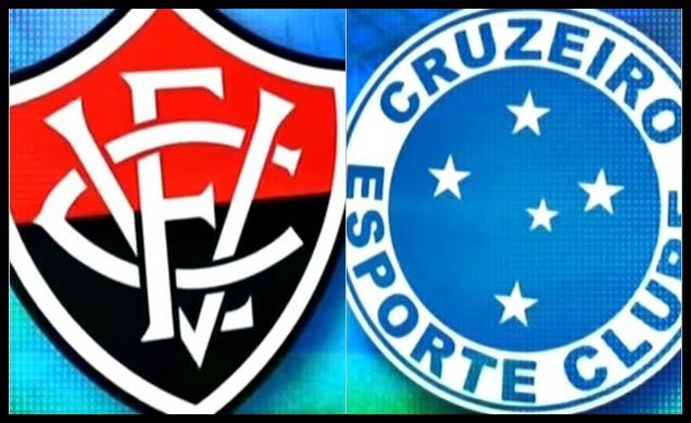 Vitória x Cruzeiro ao vivo HD pelo Campeonato Brasileiro 1
