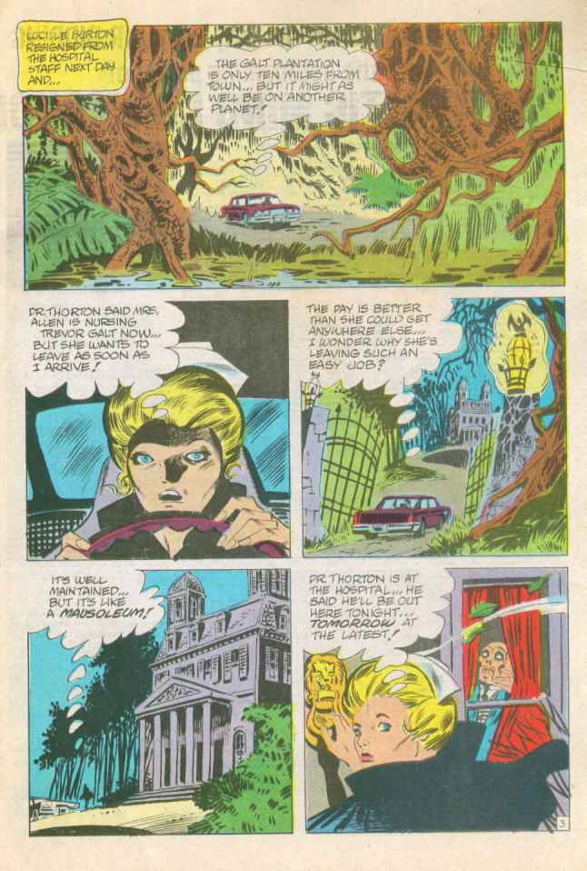 Read online Beyond the Grave (1983) comic -  Issue #14 - 12