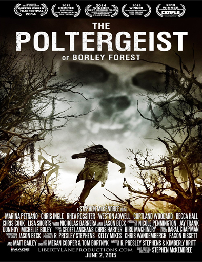 The Poltergeist of Borley Forest pelicula online