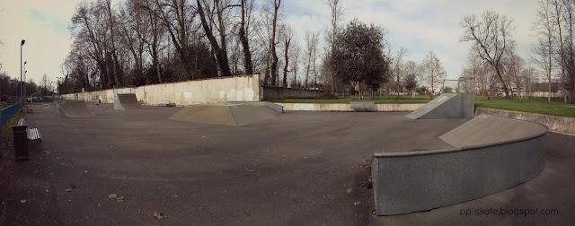 Skatepark Perigny