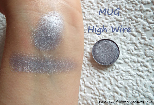 MUG High wire swatch
