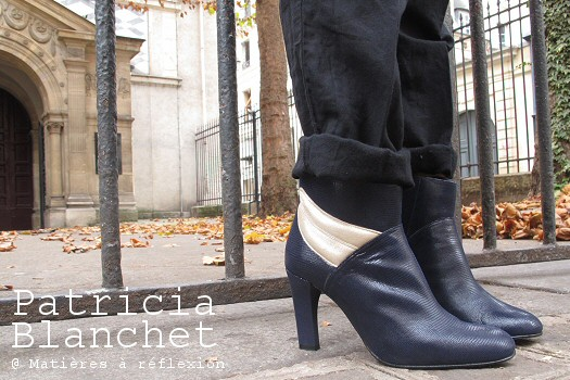 Patricia Blanchet boots Tarasse