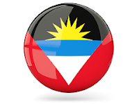 Antigua flag, Antigua Best Tours,