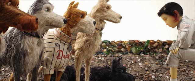 [Cine] Crítica: 'Isle of Dogs' (2018), de Wes Anderson