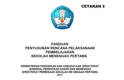 Contoh  Penyusunan RPP SMP Sesuai Permendikbud No 22 Tahun 2016