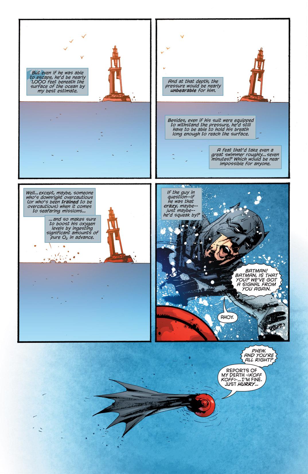 Detective Comics (1937) 878 Page 11