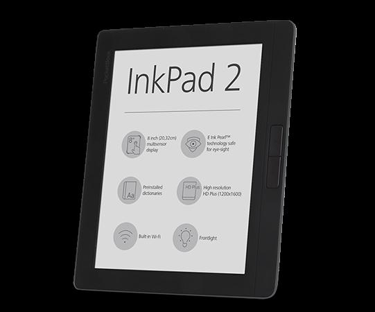 czytnik e-booków PocketBook InkPad 2