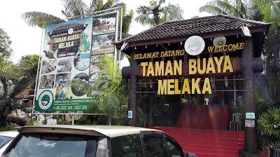 Taman Buaya Melaka