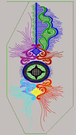 Koko Embroidery Designs goe31 Stitches :  48139