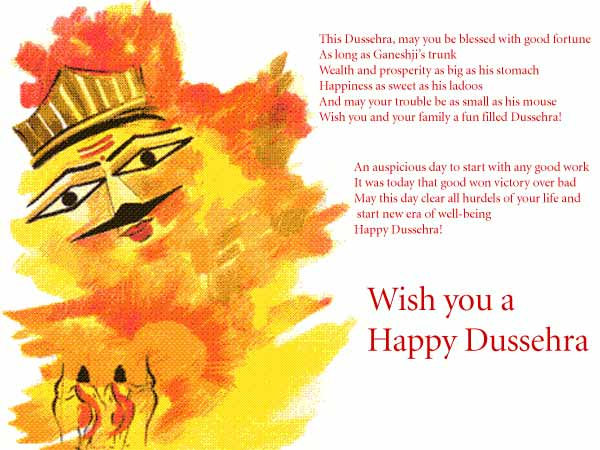Dusshera-wishes