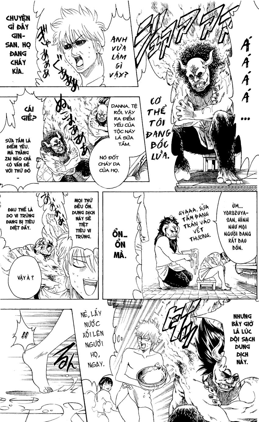 Gintama Chap 335 page 11 - Truyentranhaz.net