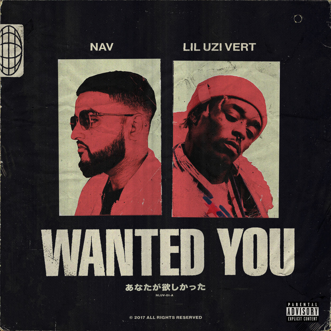 NAV - Wanted You (feat. Lil Uzi Vert) - Single Cover