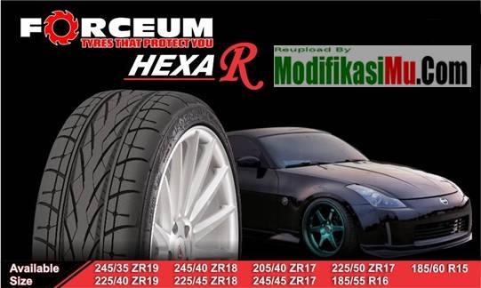 Hexa R Radial Forceum Tyre - Kelebihan Dan Kekurangan Daftar Harga Ban Mobil Forceum Untuk Semua Ukuran Ring Velg Terbaru