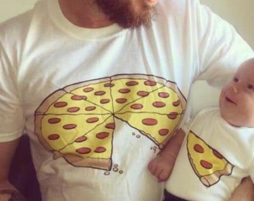 IMAGENES PNG EN BUENA CALIDAD... PIZZA, PAPA E HIJO