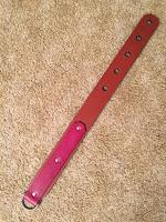 spanking strap