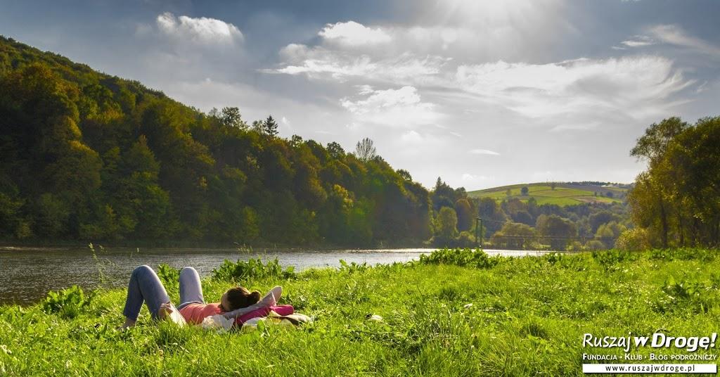 Ale relaks! Wymarzone miejsce na piknik - Słonne nad Sanem