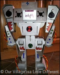Calabot Build it Yourself Robot