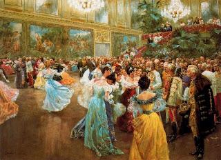 HISTÓRIA VIVA: Quem dança, o tédio espanta