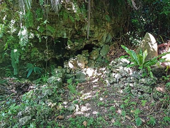 江洲グスク(江洲城跡) 江洌王之墓の写真