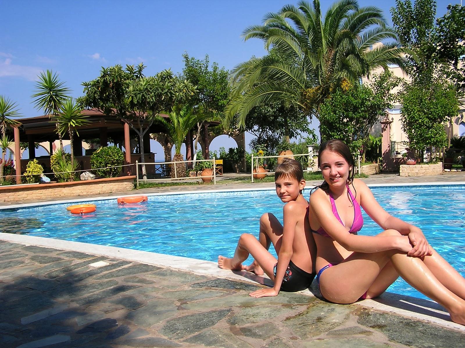 Villa Pappas Kanali Řecko