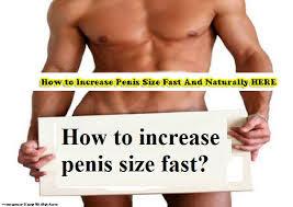 Increase Penis Size , Secrets to Increase Penis Size Revealed