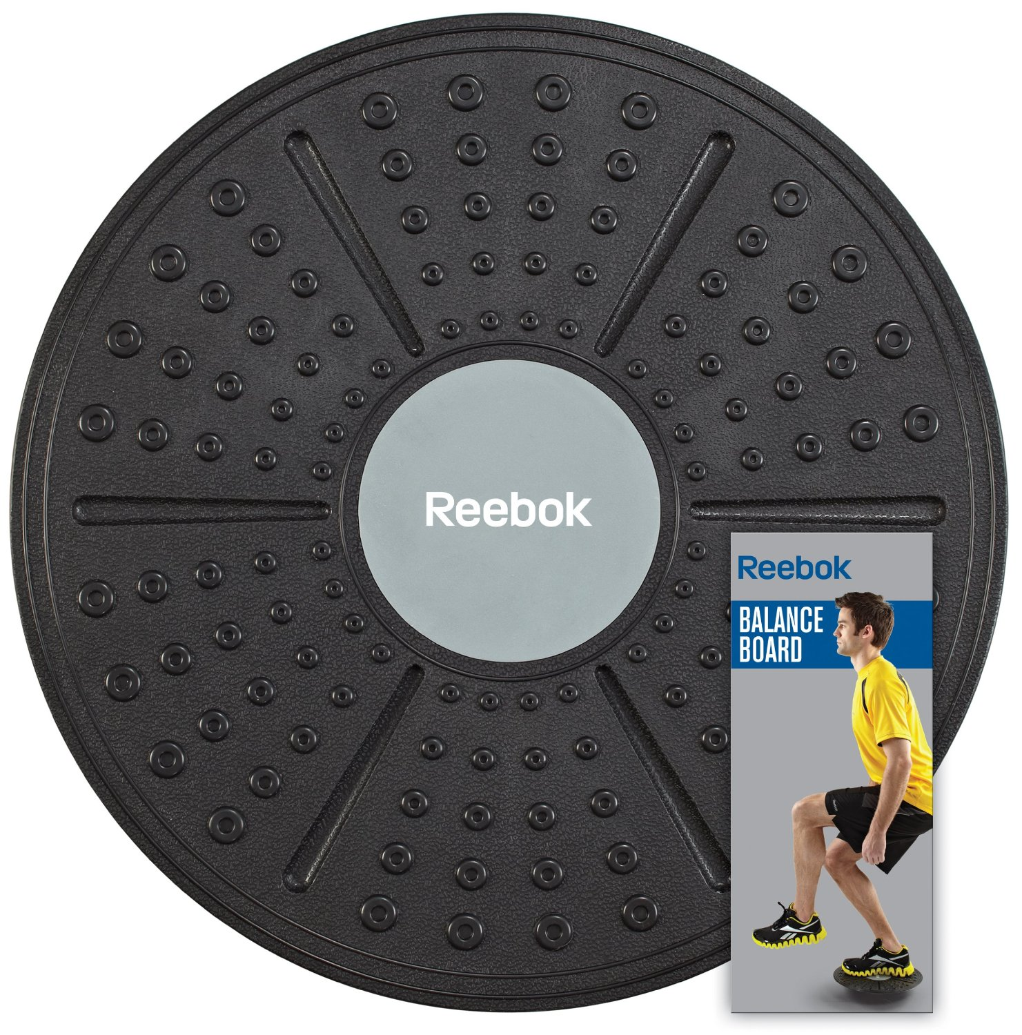 Balance Board Workout: Featured Exercise & Fitness: Reebok Balance Board
