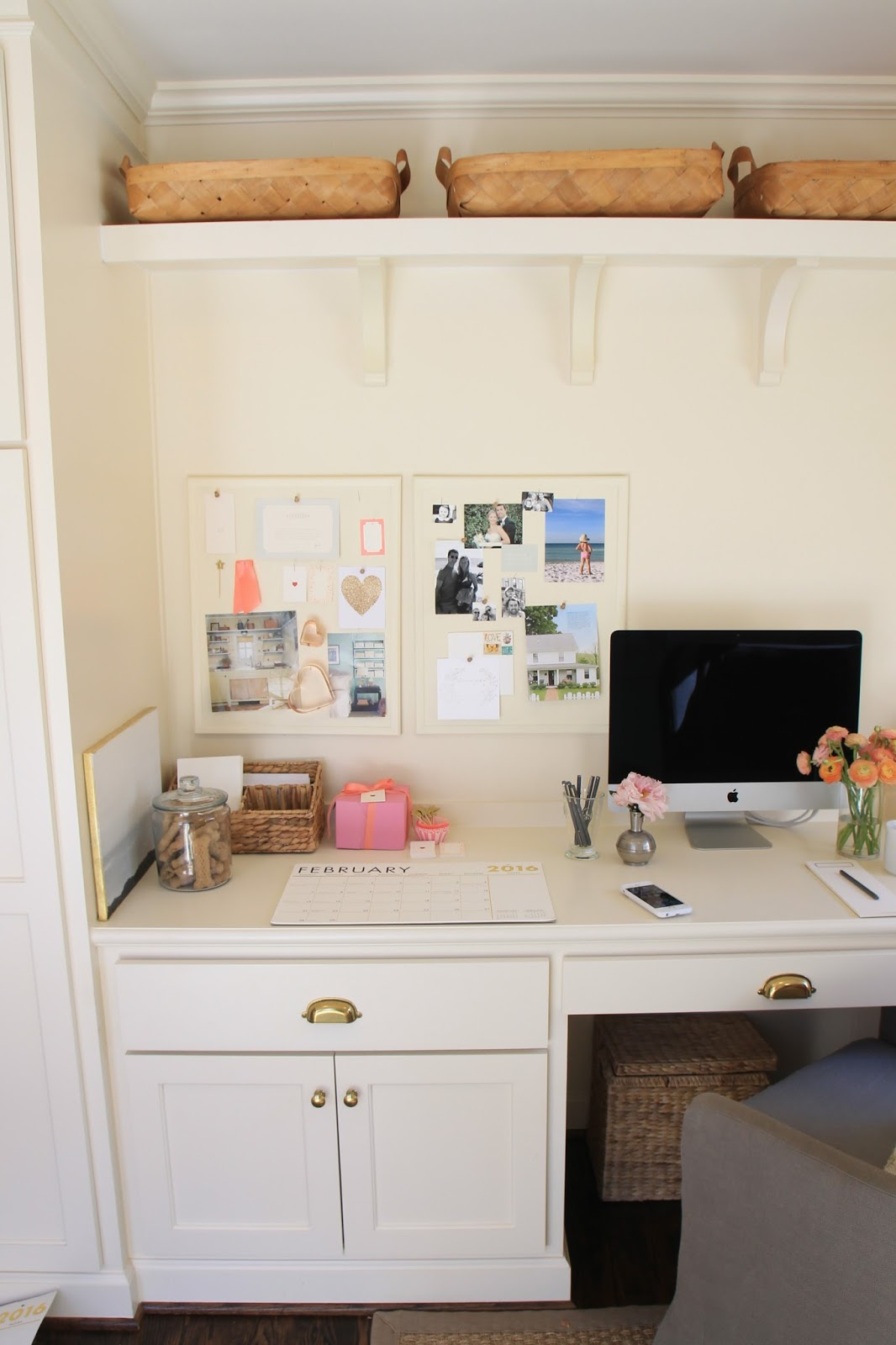 My Office E In The Mudroom