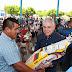 Gobierno de MVC, entrega mil 187 paquetes de semillas mejoradas de maíz en Venustiano Carranza