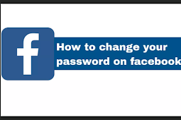 Change or Reset Facebook Password