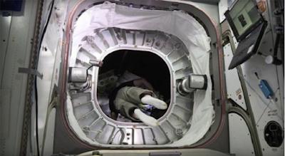 Астронавти покинули BEAM по завершенні завдання