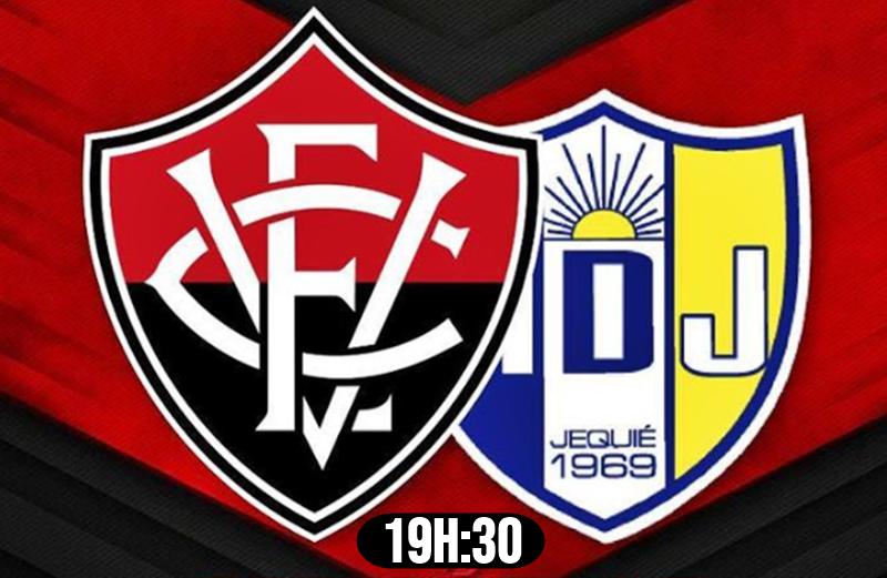 Assistir online Vitória x Jequié AO VIVO HD pelo Campeonato Baiano [19h:30] 1