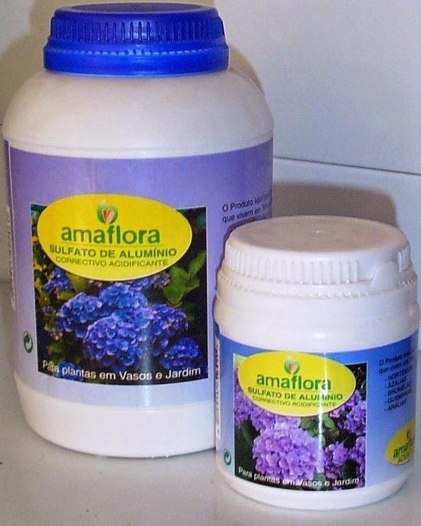 tambin podemos emplear sulfato de aluminio disuelto en el agua de riego se vende a granel o en bolsas de a partir de un kilogramo