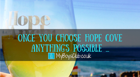 Once you choose Hope Cove, anything's possible...