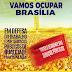 Sindojus-DF conclama Oficiais de Justiça à participação no Ocupa Brasília desta terça-feira