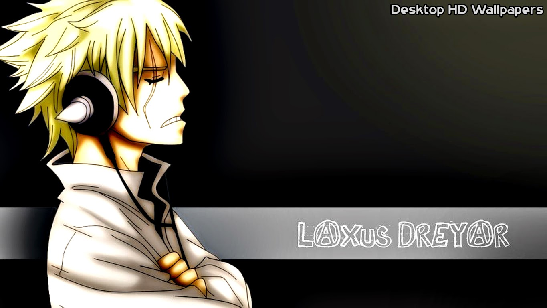 Laxus Dreyar Wallpaper HD | Desktop HD Wallpapers