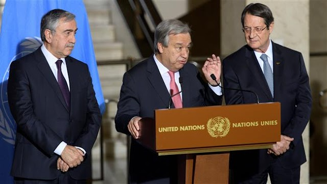 Do not expect miracles in Cyprus peace talks: UN