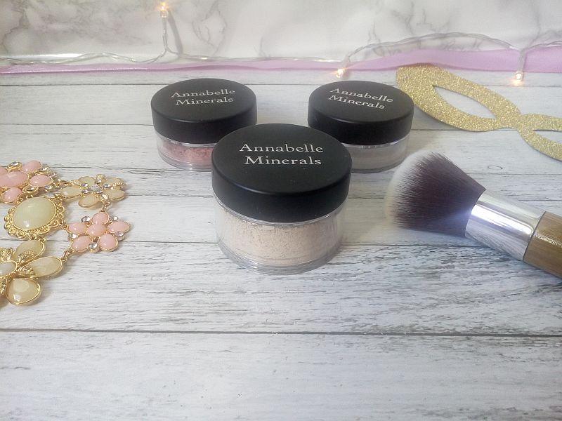 Moja przygoda z mineralnymi kosmetykami. Anabelle Minerals.