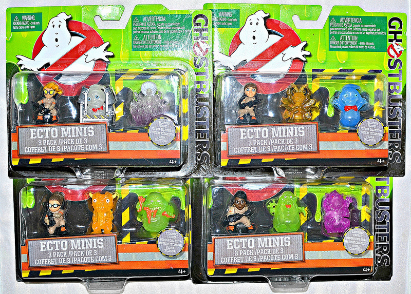 Little Weirdos Mini Figures And Other Monster Toys