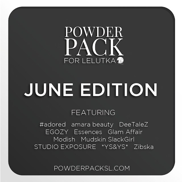 Powder Pack June Lelu・・・
