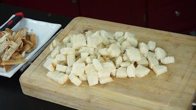 Cutting-bread-for-making-bread-halwa