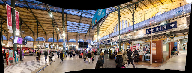 Gare du Nord' Train Station