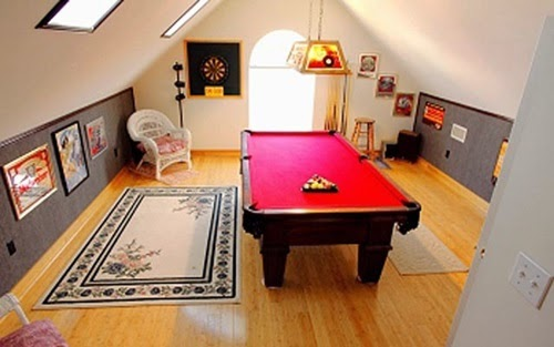 Recreation Room Amazing Design Ideas 11