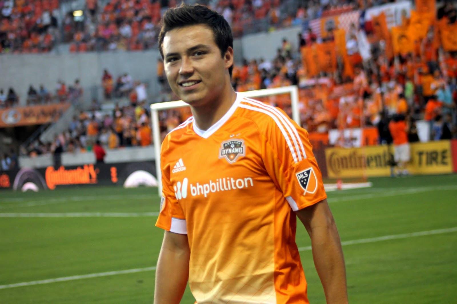 El delantero Érick Torres.